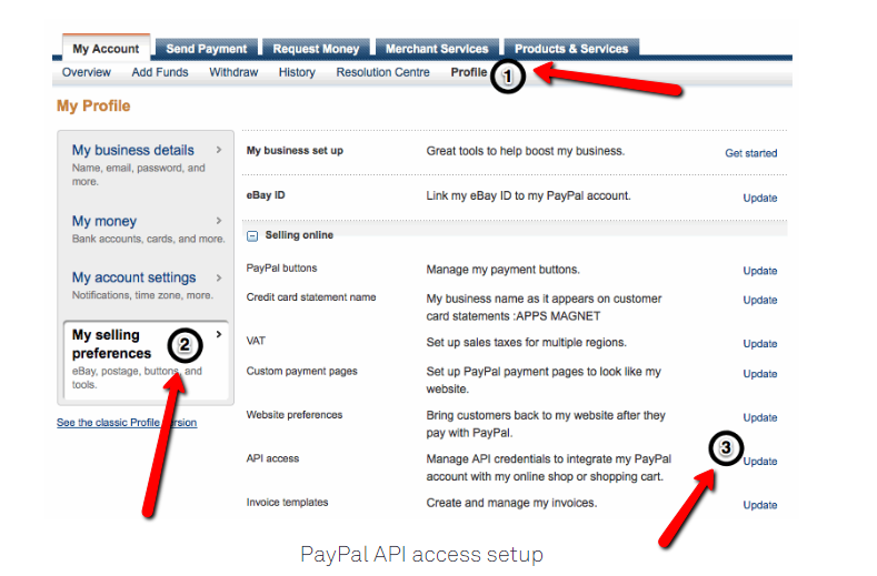 Wicked Cool Plugins | SPC – Paypal Setting